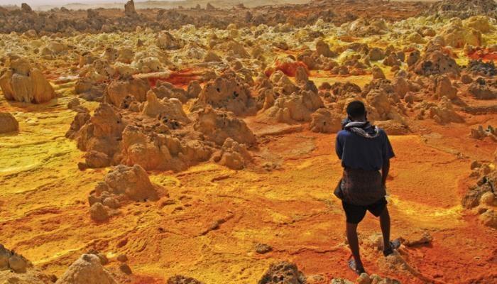 10 экстремальнейших мест мира, где несмотря ни на что продолжают жить люди