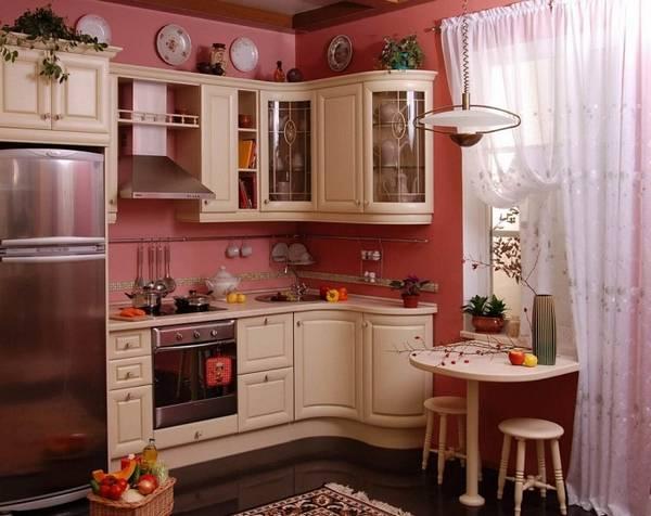 дизайн маленькой кухни, фото 19