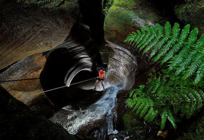 Черная дыра Калькутты, Австралия