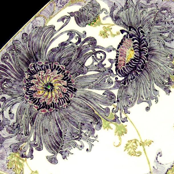 Фарфоровые диковины эпохи Ар Нуво, фото № 23