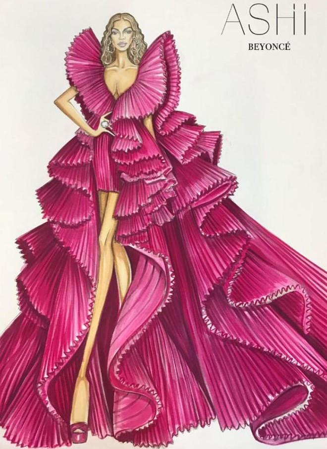 От фуксии до пыльной розы — 9 розовых платьев, которые нас покорили (фото 32)
