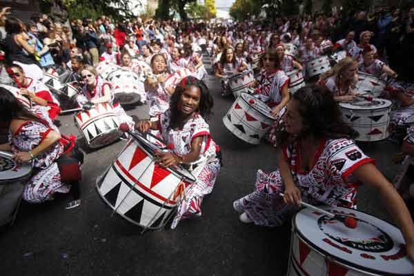 Карнавал в Тринидад и Тобаго