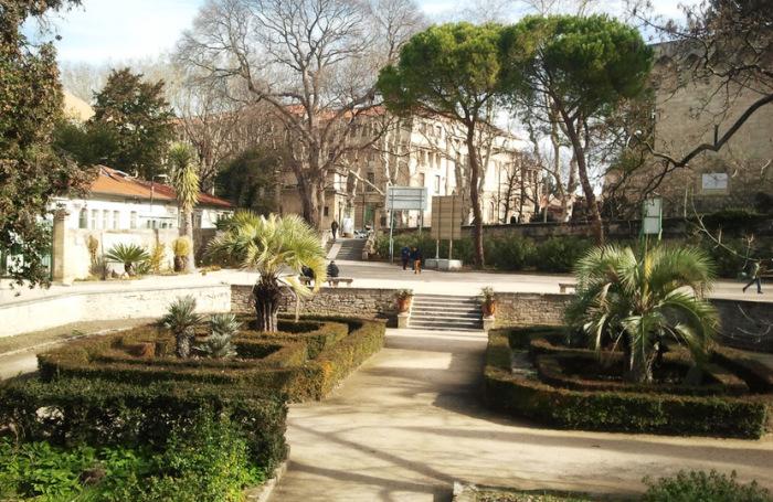 Прогулка по саду подарит море приятных удовольствий. \ Фото: montpellier-france.com.