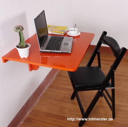 Компактный складной столик своими руками