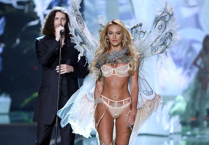 Самые сексуальные ангелы Victoria's Secret всех времен