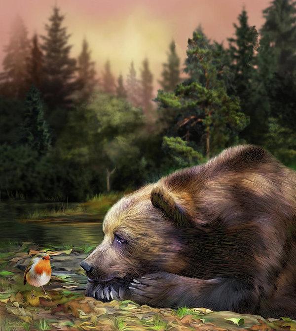 bears-eye-view-carol-cavalaris (600x672, 98Kb)