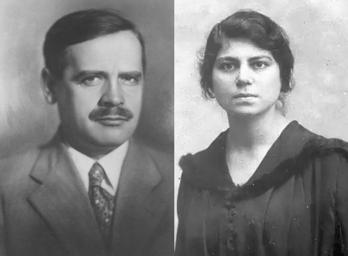 Андрей Андреев и Дора Хазан.