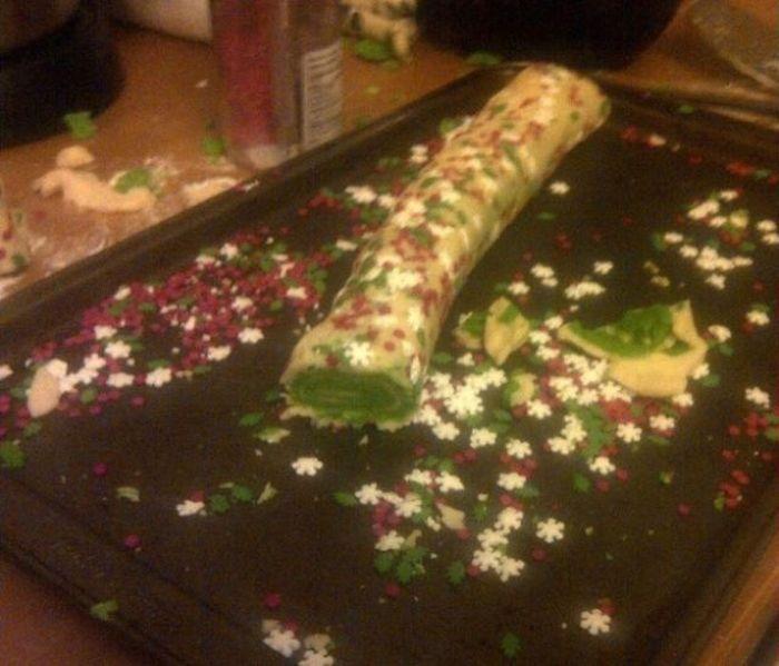 Ожидание и реальность - кулинария
