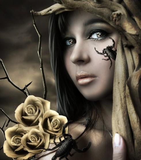 Красавица без чудовища: девушка Скорпион, характеристика и её отношения с окружающими
