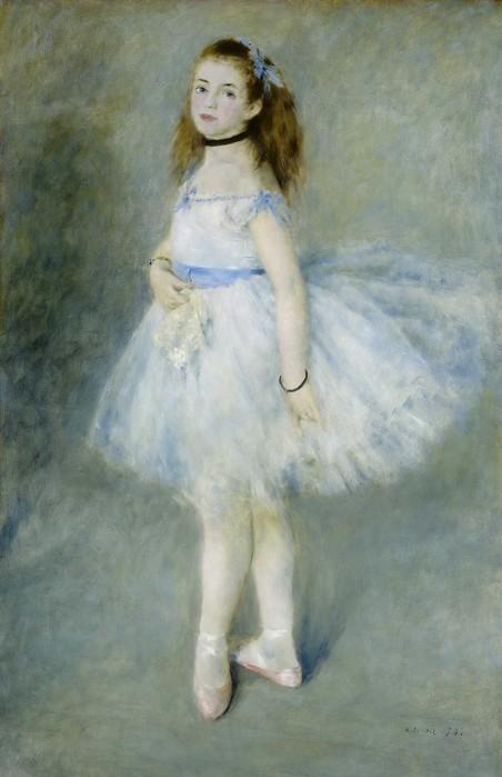 7 Танцовщица, 1874 (452x700, 63Kb)