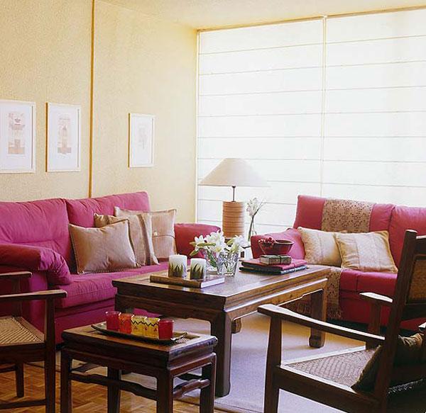 Примеры штор гостиная