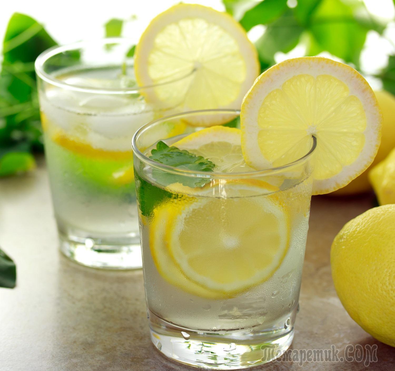 Вода с лимоном картинки для детей