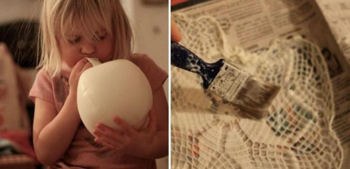 Удивительные люстры, сделанные из подручных материалов люстры, креатив