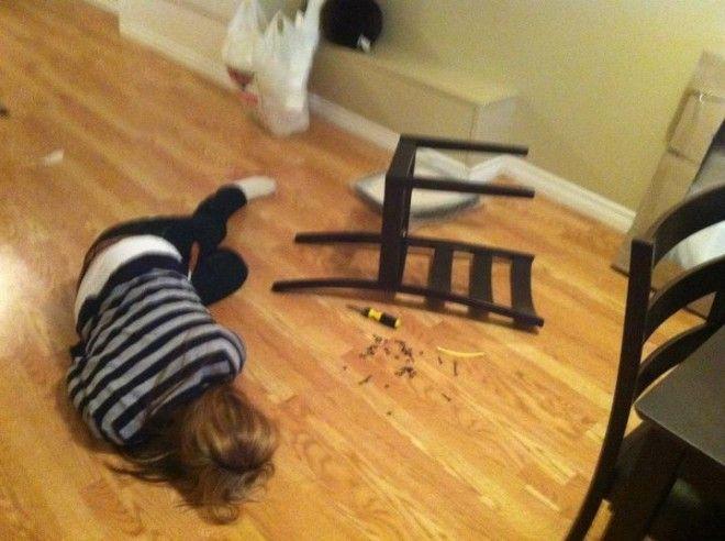 15 шуток которые поймут те кто имел дело с IKEA