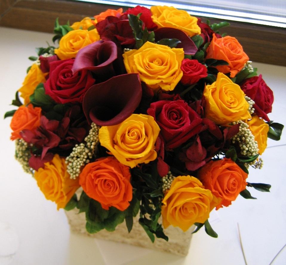 К чему снятся живые цветы в букете купить садовые цветы в луганске