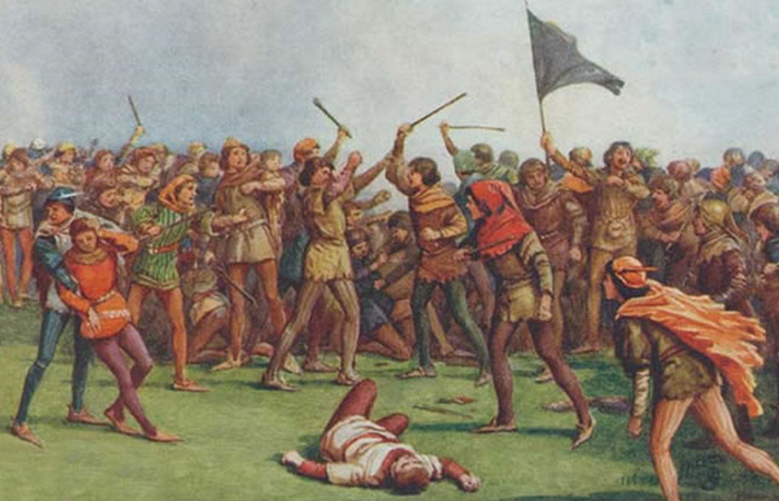 факты из жизнь древних, жизнь в средневековье