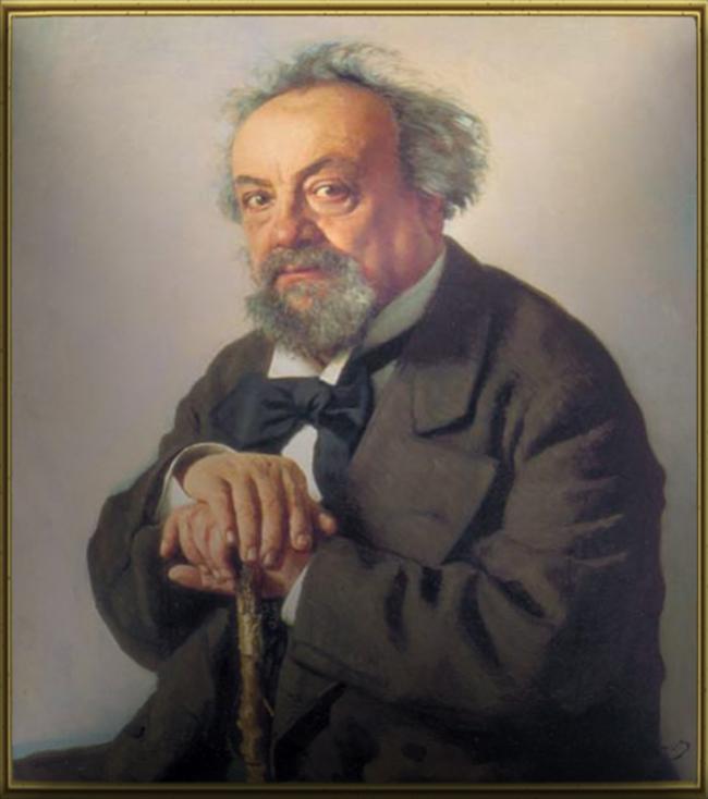 Портрет А.Ф. Писемского