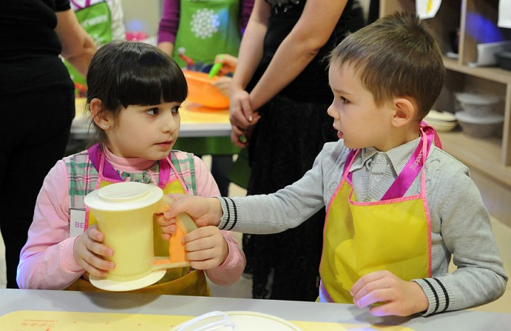161 Учим детей готовить