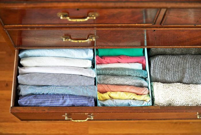 Ароматизированный шкаф.