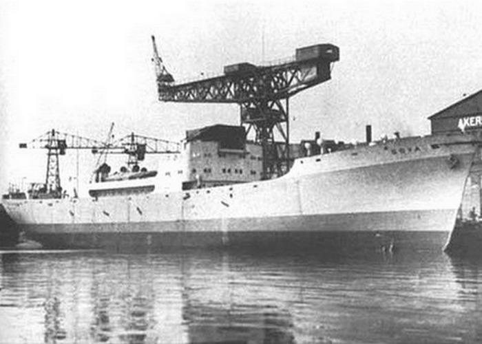 Транспортный корабль «Гойяг».