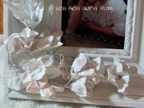 Faux porcelain frame 290x217 {Guest Post} Faux Porcelain Flower Frame