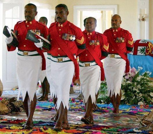 Fiji Estilo, exército, guerra, mundo, forma, roupas, forma