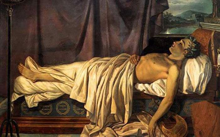 До сих пор причины смерти Александра Великого - это загадка.