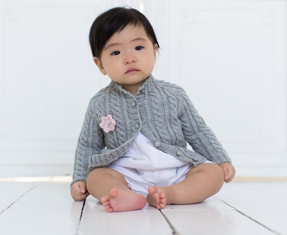 вязание вещей для девочки 1 2 года спицами простые и красивые модели