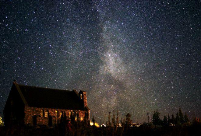 Если любите звёздное небо - вам именно туда!