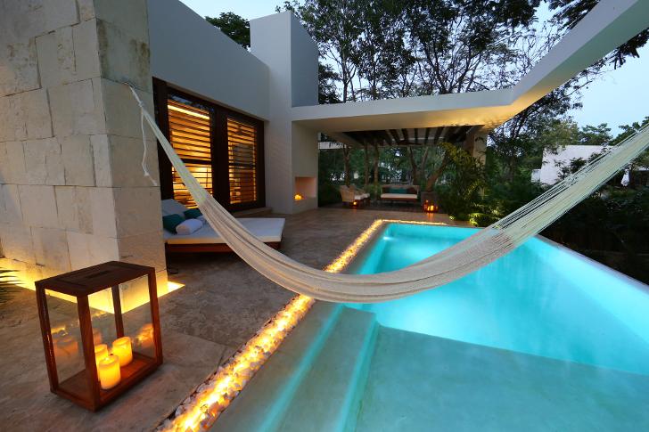 Chablé Resort, Mérida, Yucatán, Mexico.