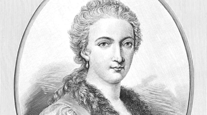 Мария Аньези./Фото: uncensoredhistory.com