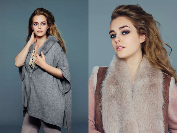 Одежда для полных Elena Miro осень-зима 2014-2015