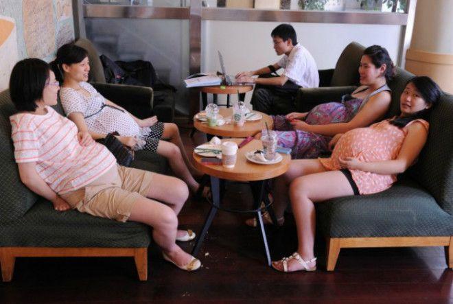 Материальная помощь беременным женщинам