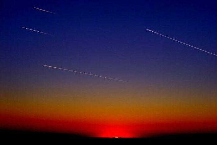 Интересный факт о метеоритах.