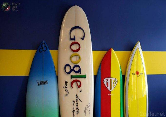 Работа в компании Google