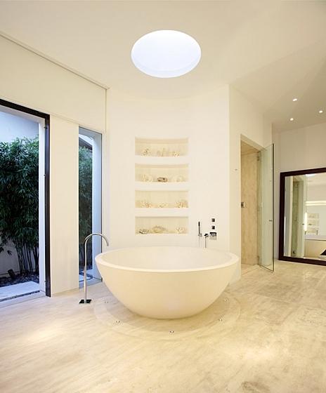 Пора что-то менять: 10 круглых ванн - фото 7