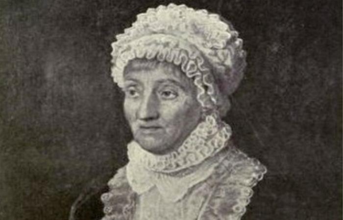 Каролина Гершель. Астроном.