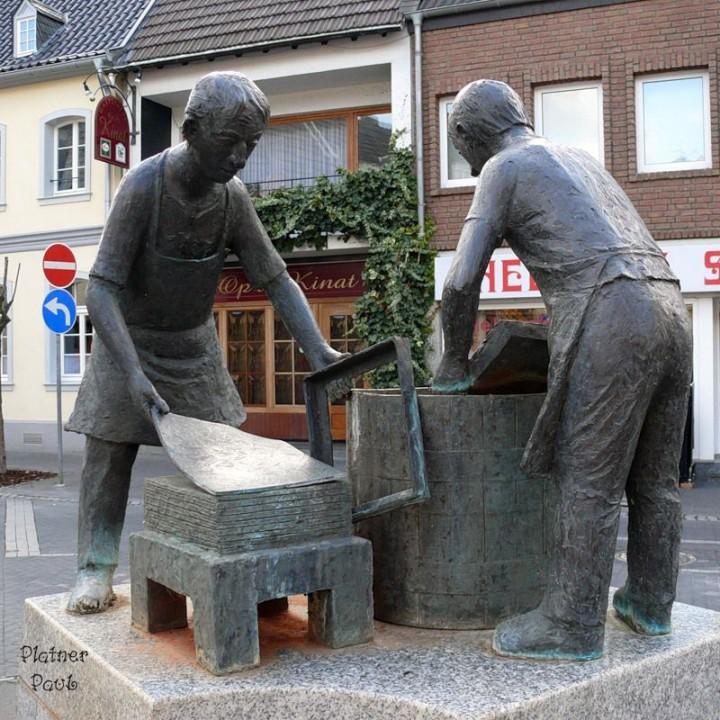 памятник, мир, профессии
