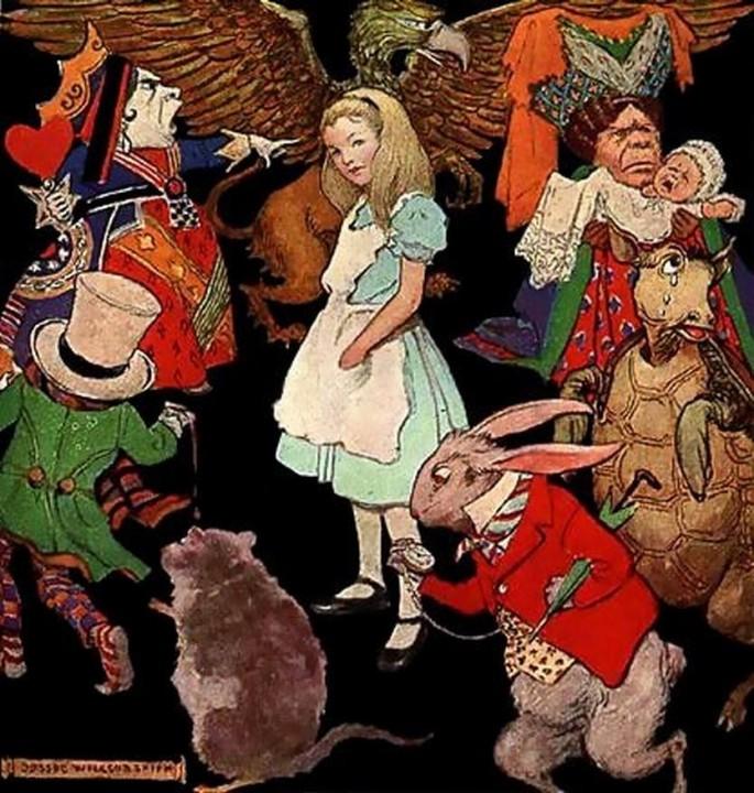 Топ-10 любимых детских книг