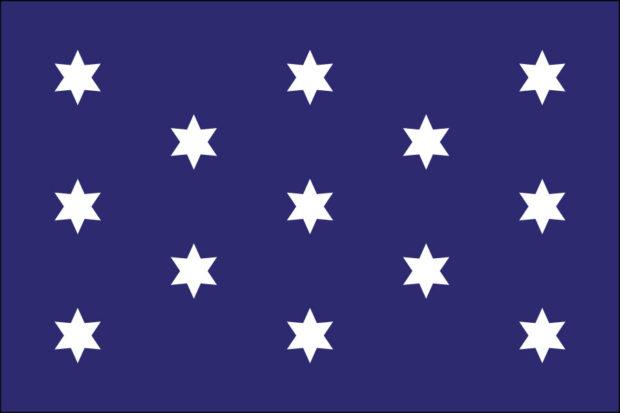 Флаг Джорджа Вашингтона