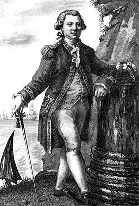 Жан-Франсуа де Галап Лаперуз.