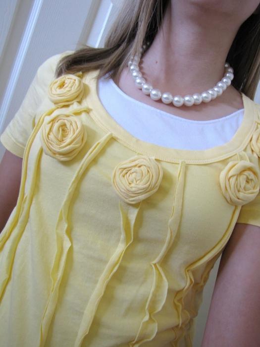 1077b1df010b Цветы из ткани. Украшаем одежду и создаем аксессуары. Мастер-класс.  IMG 0661 (700x466, 191Kb) · IMG 0295 (1) (525x700, 237Kb)