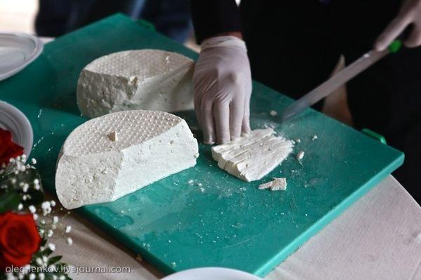 Приготовление Итальянской рикотты интересное, сыр, приготовление