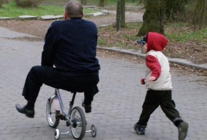 В каждом мужчине живет ребенок :-)