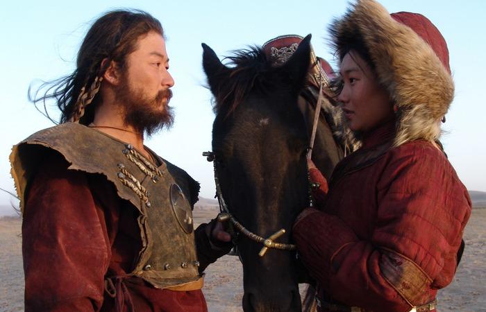 Внешность Чингисхана.