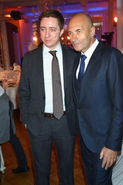 Игорь Крутой с сыном. / Фото: www.woman.ru