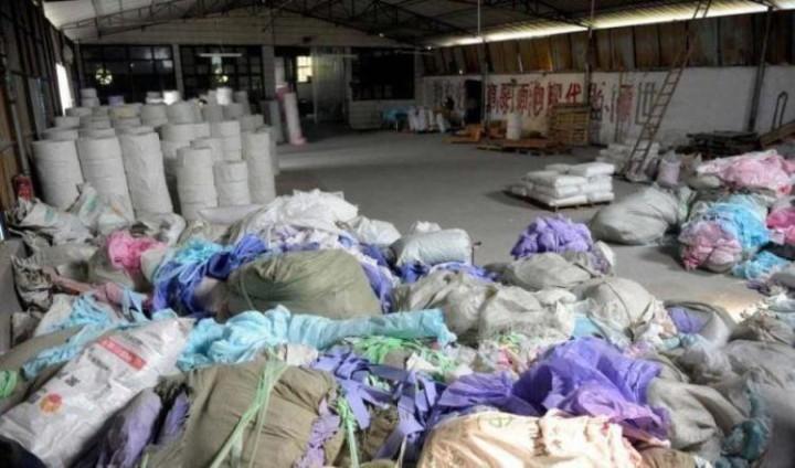 Вынос мозга. Из чего китайцы делали гигиенические прокладки? (7 фото). прокладки, гигиена, китай