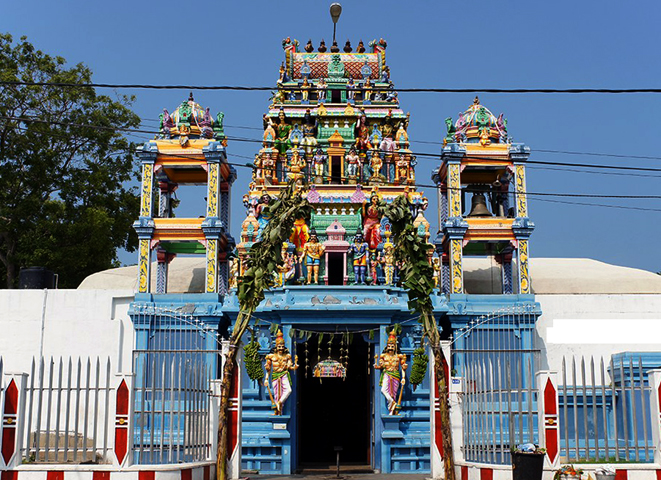 Храм Кали Амман