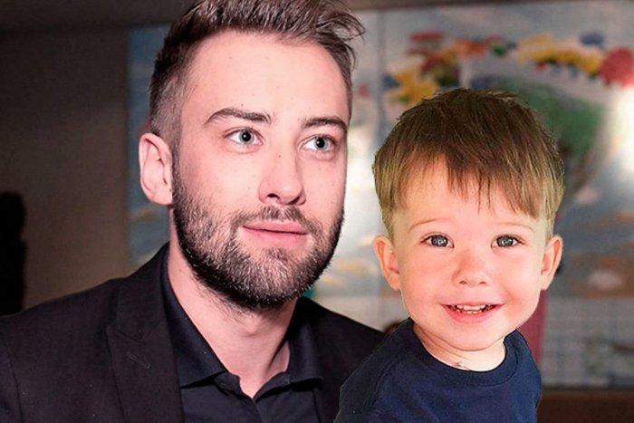 Дмитрий Шепелев с сыном. / Фото: www.vladtime.ru