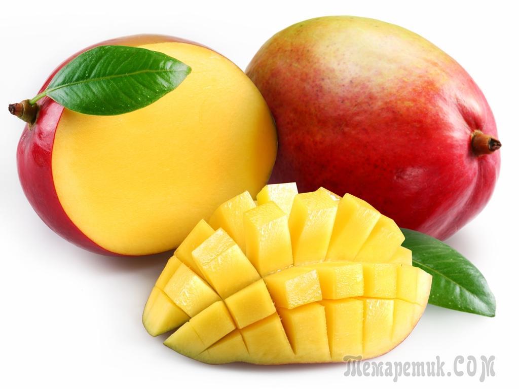 редкие фрукты фото и названия